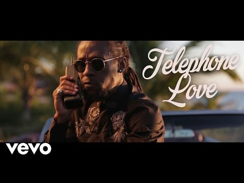 Jah Cure - Telephone Love | Official Music Video