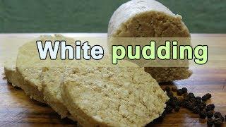 Gavin Forman - white pudding