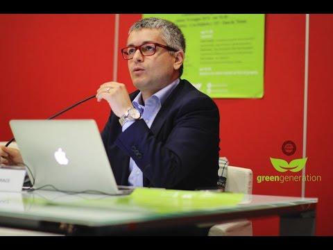 Roberto Race al convegno I giovani, il lavoro e la green economy