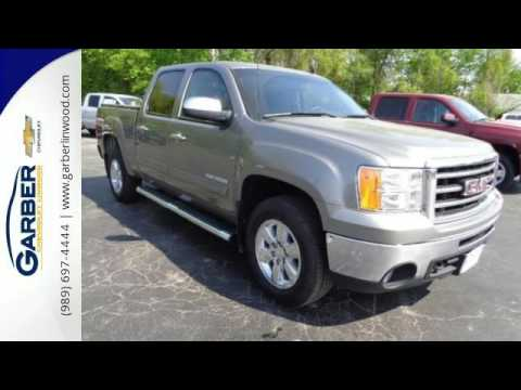 2013 GMC Sierra 1500 Linwood MI Bay City, MI #15145251P