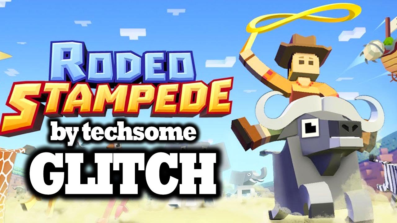 Rodeo Stampede Glitch Unlimited Coins Youtube