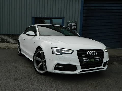 Review of 2012 Audi A5 Quattro