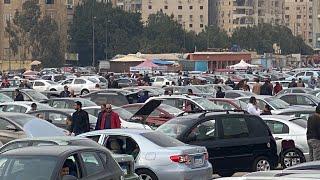 اسعار السيارات في سوق السيارات مع توقعات انخفاض الأسعار الحاد