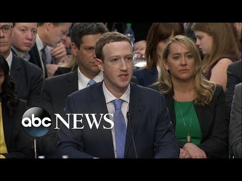 Sen. Lindsey Graham asks Facebook CEO if company needs government regulation