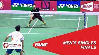 F | MS | LU Guangzu (CHN) [6] vs Sameer VERMA (IND) [3] | BWF 2018