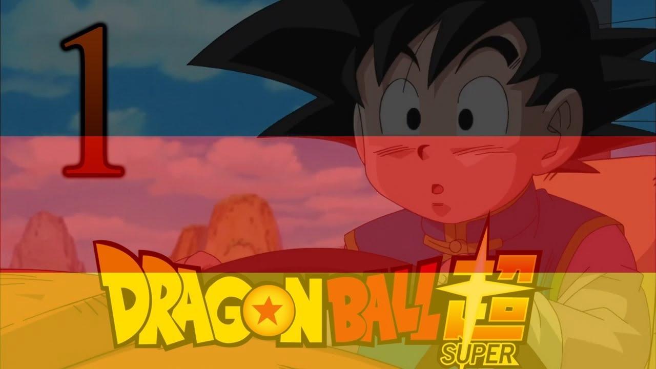 dragonball super folge 1