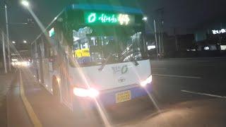 (청주 시내버스) 자일대우버스 NEW BS106 뉴 로…
