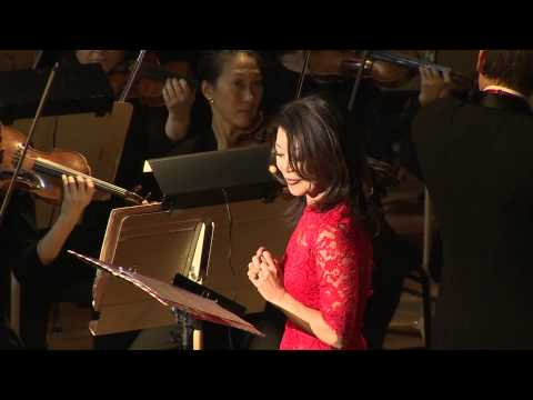 """Janet Wu: """"Twas the Night Before Christmas"""" with The Boston Holiday Pops"""