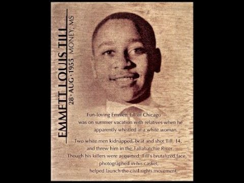 The Murder Of Emmett Till  (The Full Documetary) HD