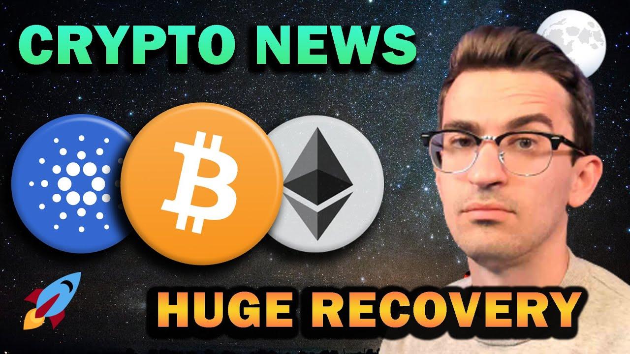 Crypto Recovery and Bitcoin to $100k