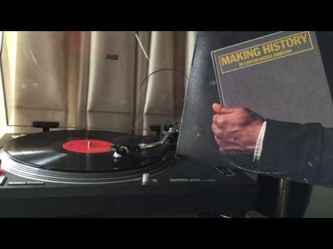 Linton Kwesi Johnson - Making History - Vinyl Rip