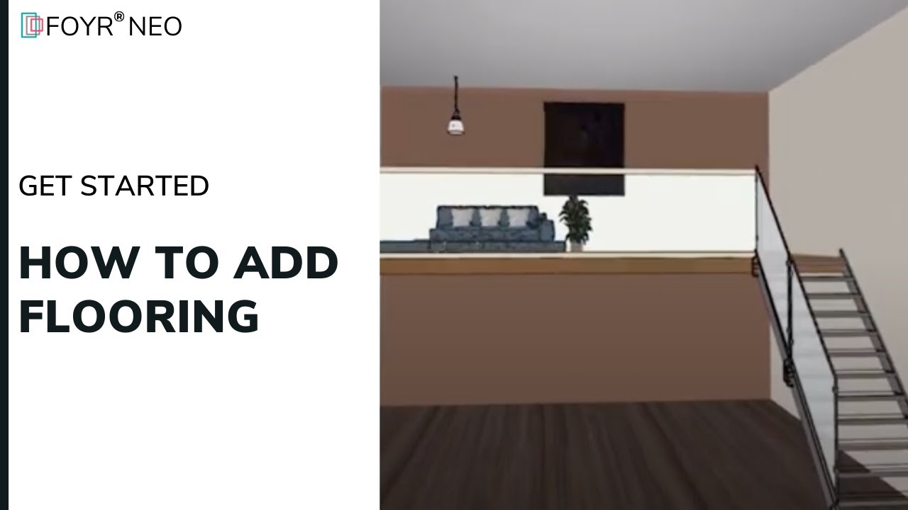 How to Add and Customize Flooring for Your Project  Foyr Neo