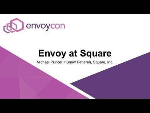 Running Envoy as an Edge Proxy - Bala Madhaven, eBay + Qiu