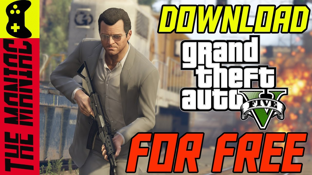 How To Download GTA5 For PC FREE FULL NO SURVEY NO PASSWORD