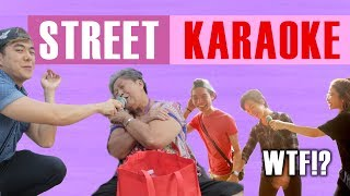 STREET KARAOKE | WTF!? S2 #4 | Happy-TV