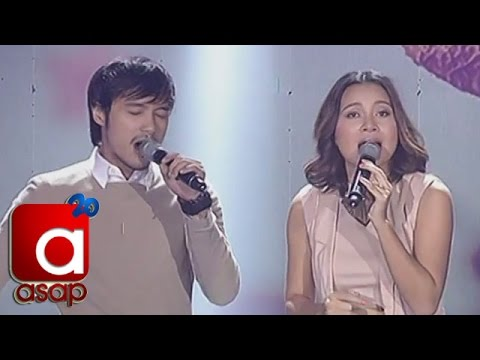 Kean & Sitti sing 'I'll Be Over You' on ASAP Sessionistas