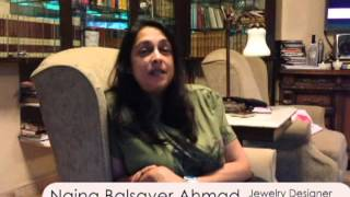 Naina Balsaver Ahmad talks about 'Within'