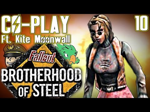 Fallout: BOS (PS2) - Wholesome Gaming? - Co-Play 10 - Ft. Kite Moonwall