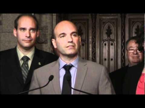 New Democrats, Omnibus Budget Bill Strategy - 051012