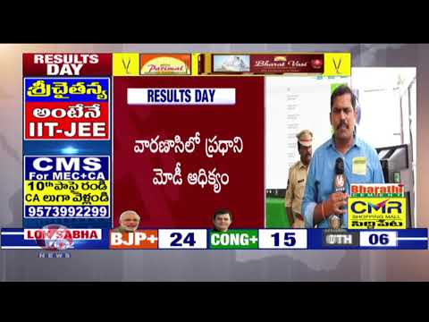 Election Results 2019 | TRS Leads In Secunderabad Parliamentary Constituency | V6 News