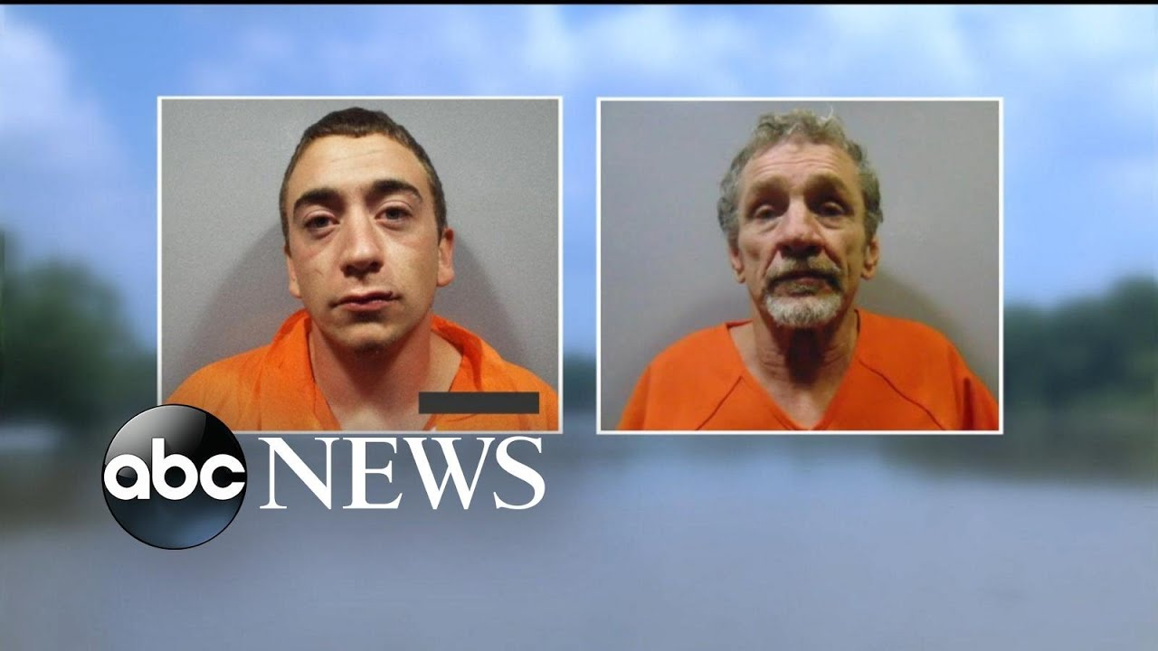 One escaped inmate back in jail, two remain on the loose