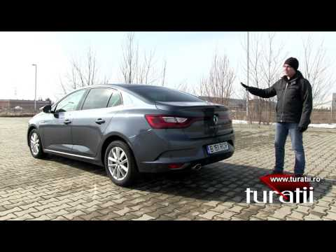 Renault Megane Sedan 1.5l dCi EDC explicit video 1 of 2