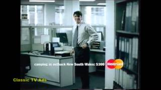Mastercard Priceless Commercial 2003