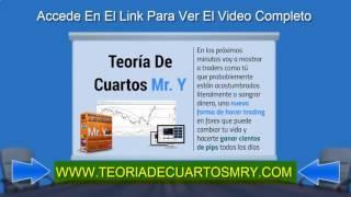 Forex Wiki - Teoría De Cuartos Mr. Y.