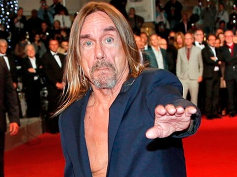 Iggy Pop on Drugs: 'just Drop That S**t'