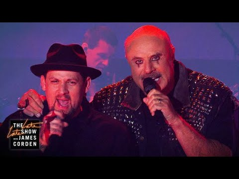 Dr. Phil Rocks Out with Good Charlotte