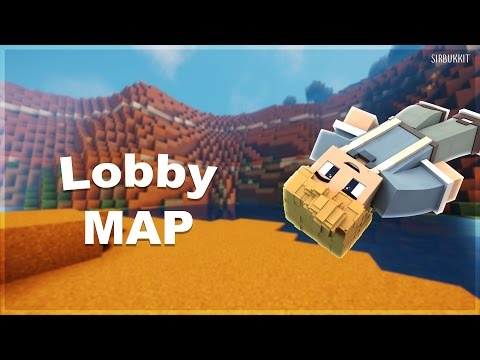 LOBBY MAP [ + Download ] | SirBukkit