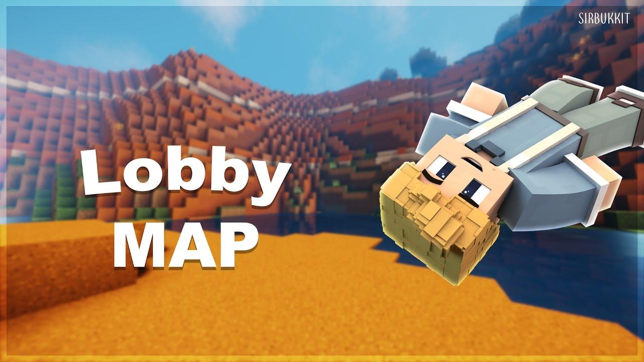 LOBBY MAP Download SirBukkit YouTube - Geile maps fur minecraft downloaden