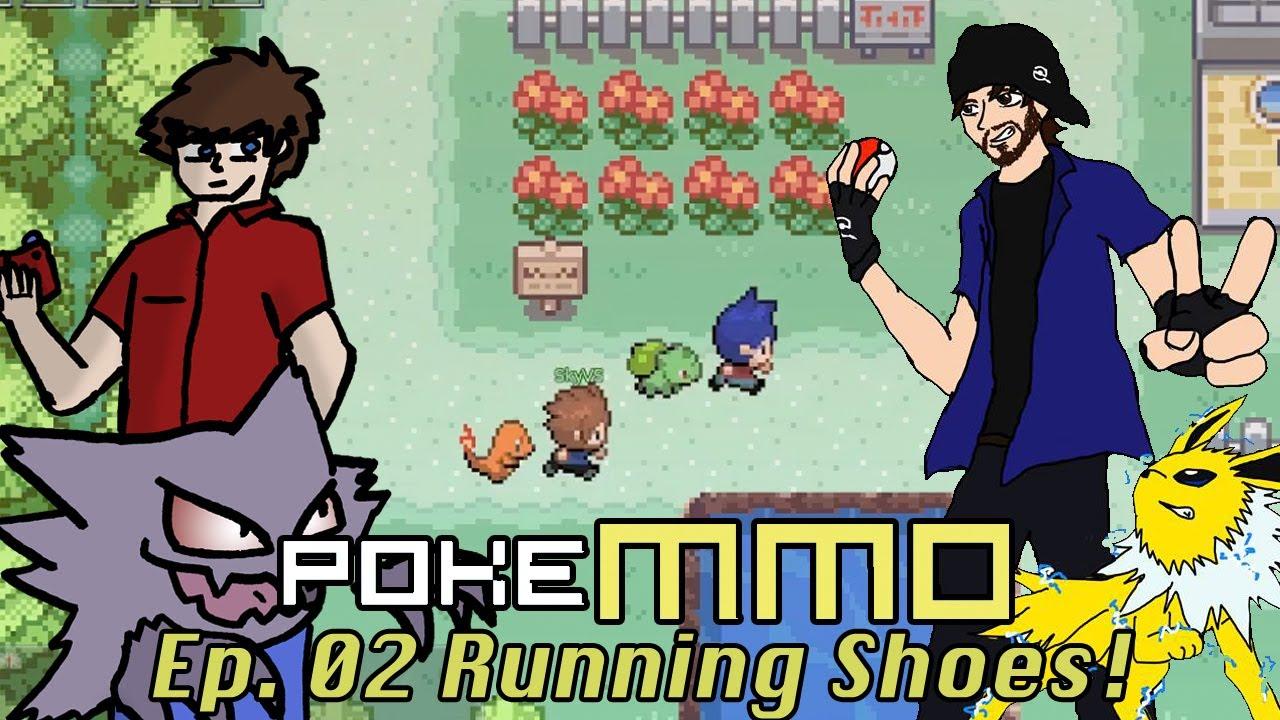 Running Pokemmo ShoesYoutube ShoesYoutube 02 Ep 02 Running Pokemmo Pokemmo Ep 02 Ep LqVGSUzjMp