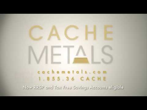 Cache Metals Buy Gold & Silver