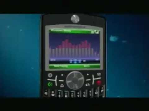 Motorola Moto Q9H Commercial