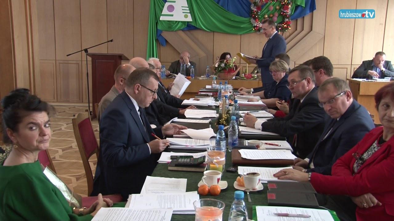 XLVII Sesja Rady Miejskiej Hrubieszowa – budżetowa cz. 2