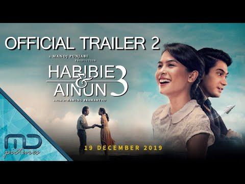 Habibie & Ainun 3 - Official Trailer 2 | Maudy Ayunda, Jefri Nichol, Reza Rahadian