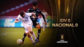 Independiente del Valle vs. Nacional [0-0] | RESUMEN | Octavos de Final | CONMEBOL Libertadores