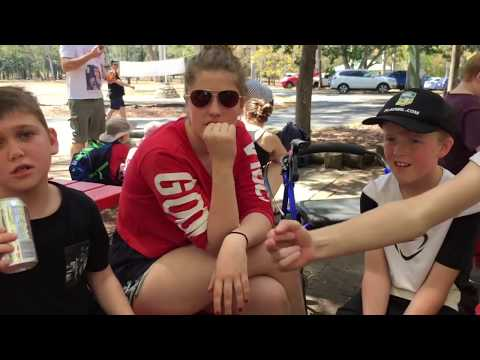 Queensland Tourettes Camp 2017 (contains swearing)