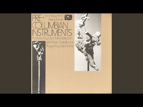 Double Flute, 4 x 4 Orifices (Colima)