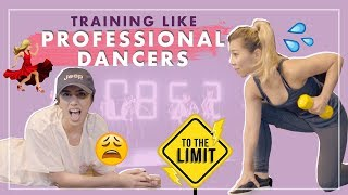 We Trained Like Professional Dancers for a Week!