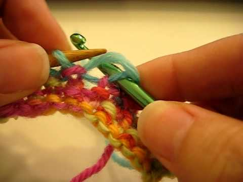 Fixing Knit or Purl from Previous Row