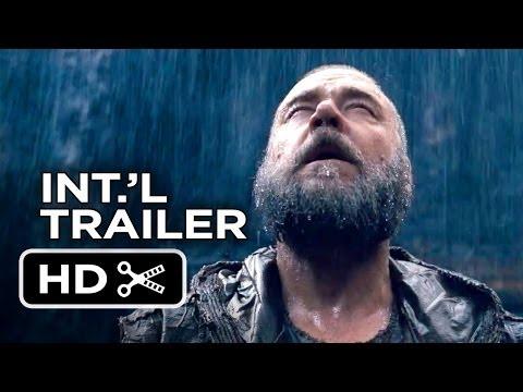 Noah Official UK Trailer (2013) - Russell Crowe, Emma Watson Movie HD