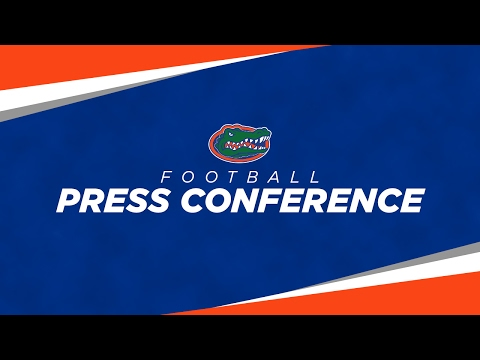 Florida Football: New Assistant Coach Press Conference