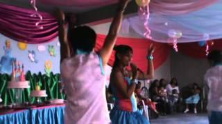 damaris y su patrulla de la alegria (brinca) Paita- Piura
