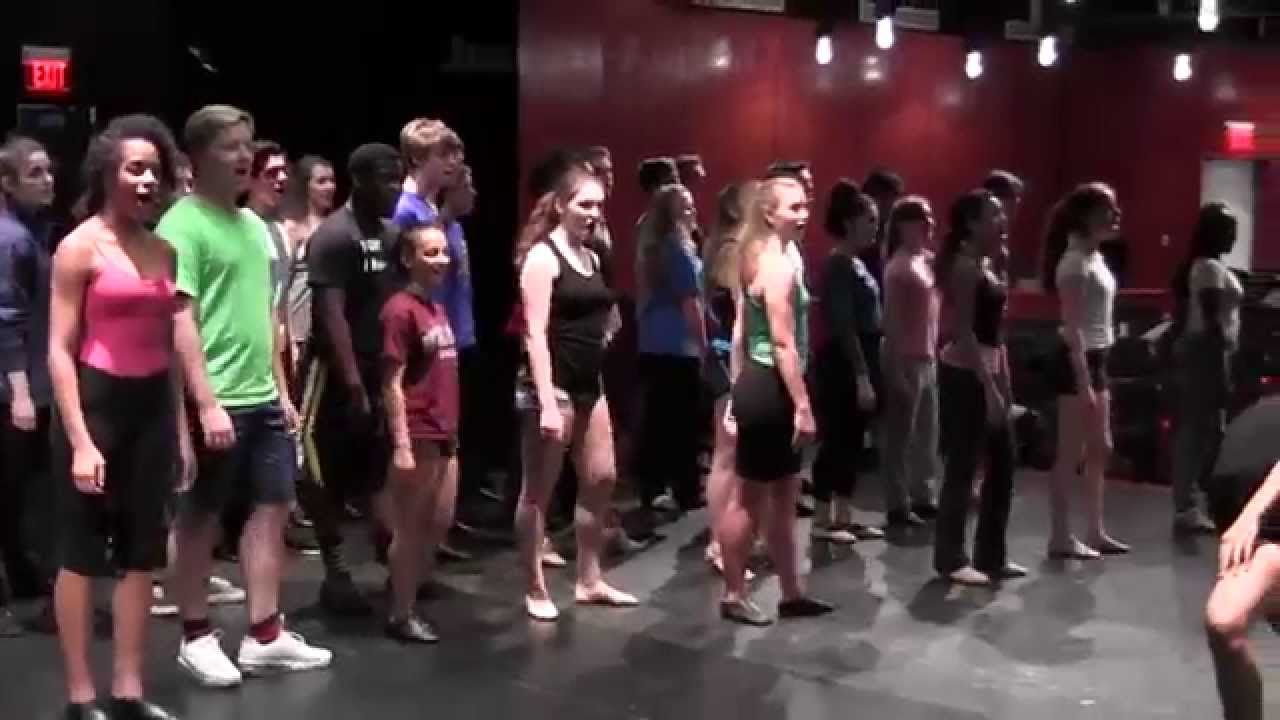 Paper mill playhouse auditions