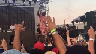 """Tyler, The Creator - """"911 / Mr.Lonely""""  - LIVE AT AGENDA FESTIVAL"""