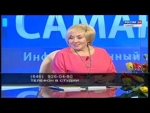 """Вера Глухова о цветах и об ЭкоГраде """"Волгарь"""""""
