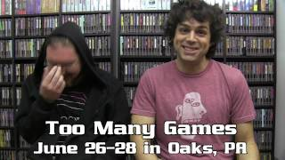 Pat & Ian Appearing at Too Many Games in PA!