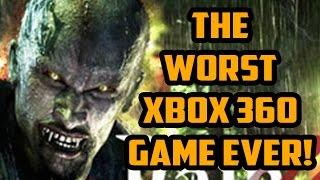 The Worst Xbox 360 Game! (Vampire Rain)